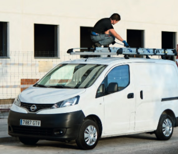 Cruz Commercial Roof Bars and roofracks