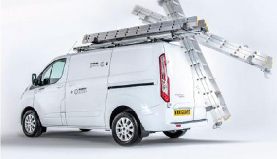 Ladder Loader for Vans