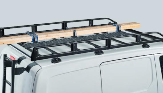 ULTI Racks – Van Roof Racks
