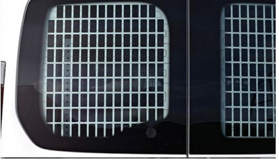 Window Grilles & blanks