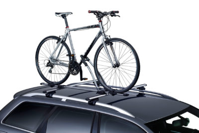 roof cycle carrier Thule Freerider single picture
